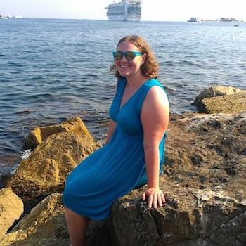 Becky in Monaco