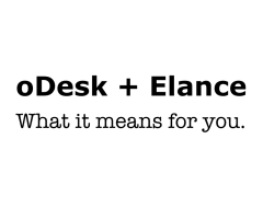 oDesk Joins Forces With Elance