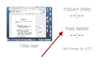 Upwork Work Diary