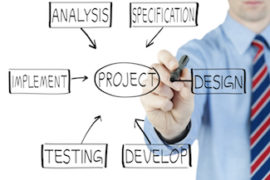 Web Developer Project Management